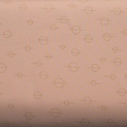 Jersey Circles- zalm roze