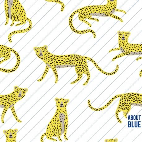 French Terry Say cheeta