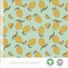 Jersey print Lemon Neo mint (037)