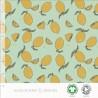 Jersey print Lemon Neo mint (037)