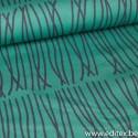 French terry Print Swirls (EM)