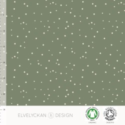 Jersey print spots green( 033)