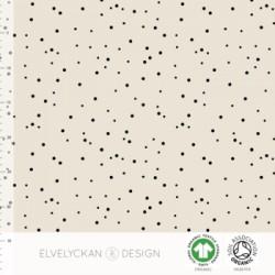 Jersey print spots creme( 027)