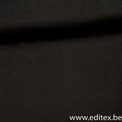 Ribbing zwart EvM (U81001)