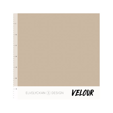 Velour Cappuccino (038) El