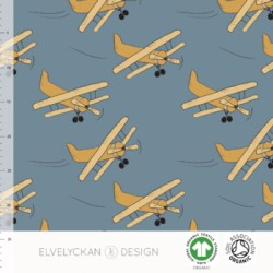 Jersey print Airplanes ELV.
