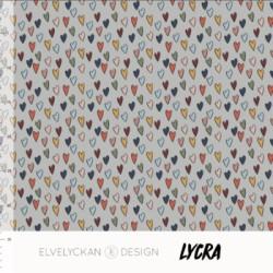 Lycra Hearts desrert (0