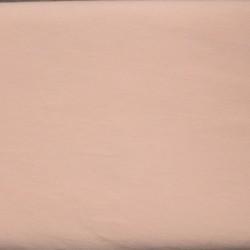 Jersey uni zalm-roze